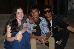 16 year old Canadian girls are very popular in India!